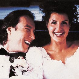 My Big Fat Greek Wedding / Nia Vardalos / John Corbett Poster