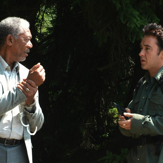Contract, The / Morgan Freeman / John Cusack