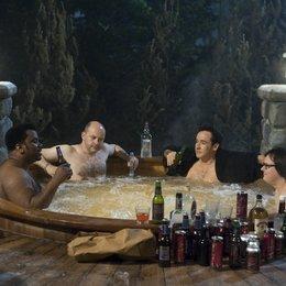 Hot Tub - Der Whirlpool... ist 'ne verdammte Zeitmaschine! / Hot Tub - Der Whirlpool... ist ne verdammte Zeitmaschine! / Craig Robinson / Rob Corddry / John Cusack / Clark Duke Poster