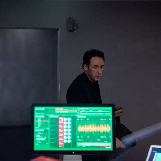 Numbers Station / John Cusack