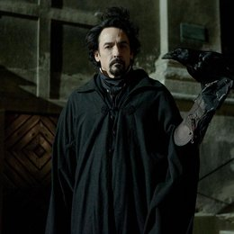 Raven, The / John Cusack Poster