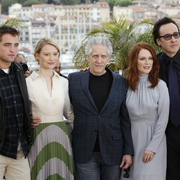 Robert Pattinson, Mia Wasikowska, David Cronenberg, Julianne Moore, John Cusack / 67. Internationale Filmfestspiele von Cannes 2014