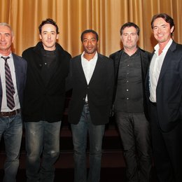 Roland Emmerich, John Cusack, Chiwetel Ejiofor, Harald Kloser, Martin Bachmann