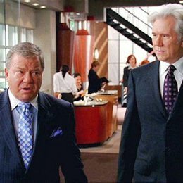 Boston Legal (4. Staffel) / William Shatner / John Larroquette Poster