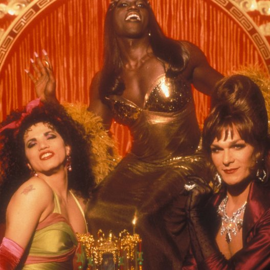To Wong Foo, Thanks for Everything! Julie Newmar / John Leguizamo / Wesley Snipes / Patrick Swayze Poster
