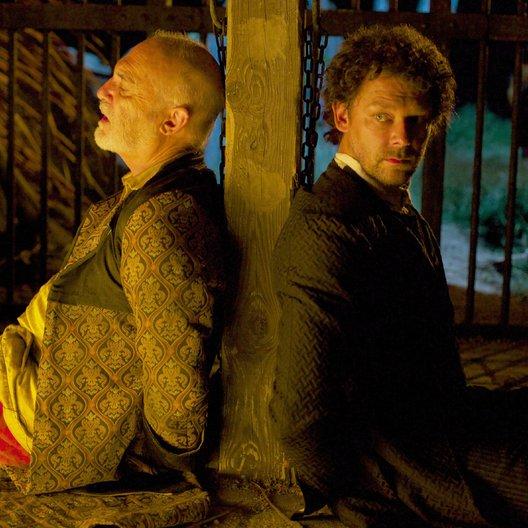 Crossbones / Richard Coyle / John Malkovich