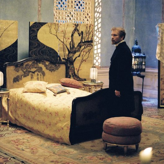 Klimt / John Malkovich Poster