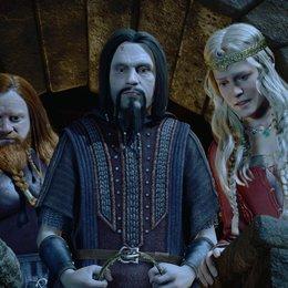 Legende von Beowulf, Die / Brendan Gleeson / John Malkovich / Robin Wright Penn Poster