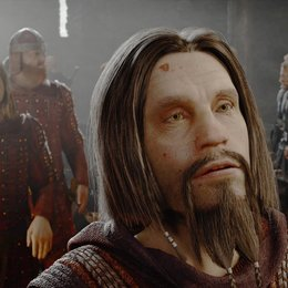 Legende von Beowulf, Die / John Malkovich Poster