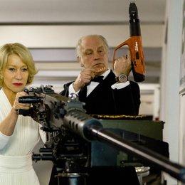 R.E.D. - Älter. härter. besser. / R.E.D. - Älter, härter, besser / R. E. D. - Älter, härter, besser / R. E. D. / Helen Mirren / John Malkovich Poster