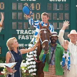 Secretariat - Ein Pferd wird zur Legende / Diane Lane / John Malkovich Poster