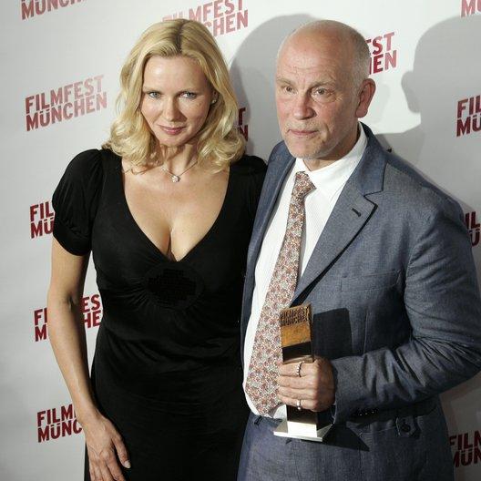 Veronica Ferres / John Malkovich / CineMerit Award für John Malkovich / Filmfest München Poster