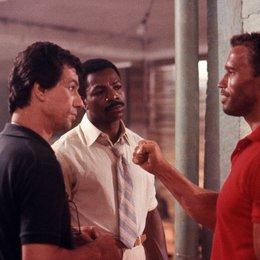 Predator / Set / John McTiernan / Carl Weathers / Arnold Schwarzenegger Poster