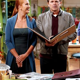 Happily Divorced / John Michael Higgins / Angie Everhart Poster