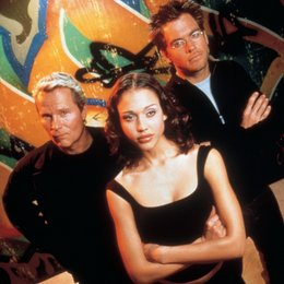 Dark Angel (Pilot) / Dark Angel: Season 1 Collection / John Savage / Jessica Alba / Michael Weatherly Poster