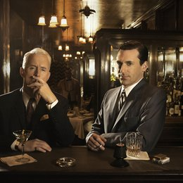 Mad Men - Season Four / John Slattery / Jon Hamm