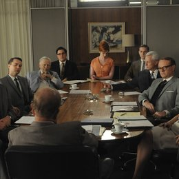 Mad Men - Season Four / Jon Hamm / Vincent Kartheiser / Robert Morse / Rich Sommer / Christina Hendricks / Aaron Staton / John Slattery
