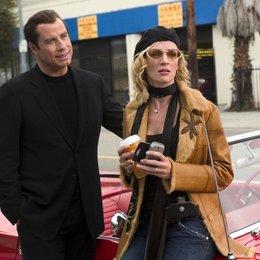 Be Cool - Jeder ist auf der Suche nach dem nächsten großen Hit / John Travolta / Uma Thurman Poster