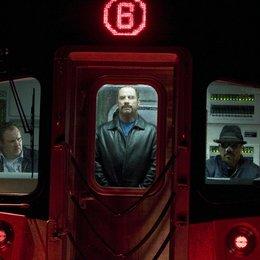 Entführung der U-Bahn Pelham 123, Die / Entführung der Pelham 123, Die / John Travolta / Luis Guzmán Poster