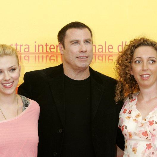 Filmfestspiele Venedig 2004 / Scarlett Johansson / John Travolta / Shainee Gabel / Love Song For Bobby Long, A Poster