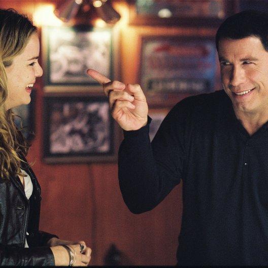 Im Feuer / Jacinda Barrett / John Travolta Poster
