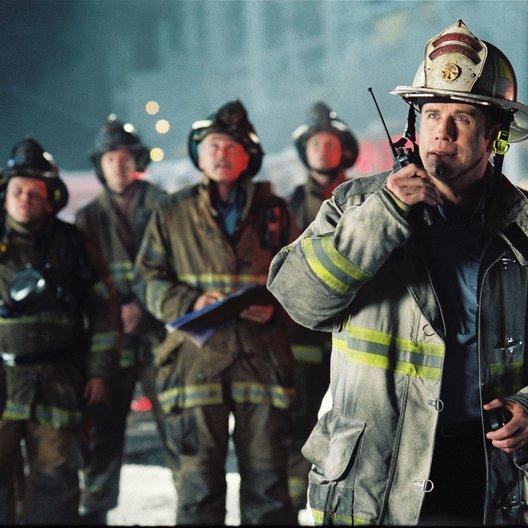 Im Feuer / John Travolta Poster