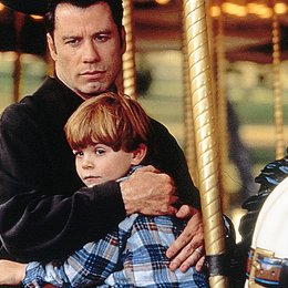Im Körper des Feindes / John Travolta Poster