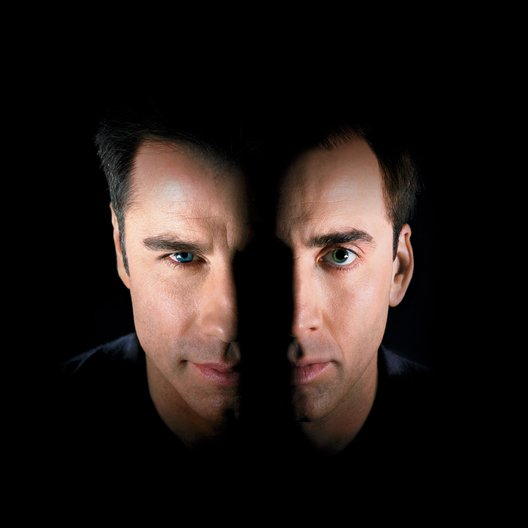 Im Körper des Feindes / John Travolta / Nicolas Cage Poster