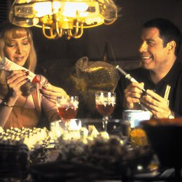 Lucky Numbers / John Travolta / Lisa Kudrow Poster