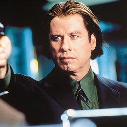 Passwort: Swordfish / John Travolta Poster