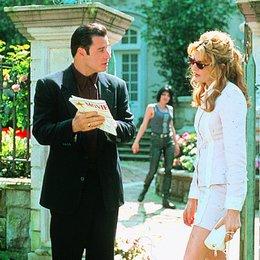 Schnappt Shorty / John Travolta / Rene Russo Poster