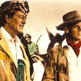 Alamo / John Wayne / Richard Widmark