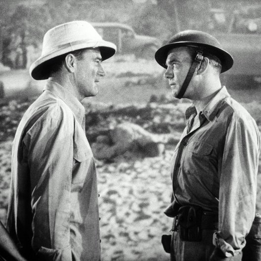 Alarm im Pazifik / John Wayne