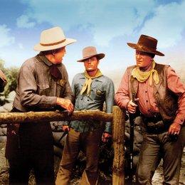 Comancheros, Die / John Wayne