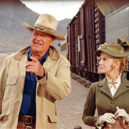 Dreckiges Gold / John Wayne / Ann-Margret