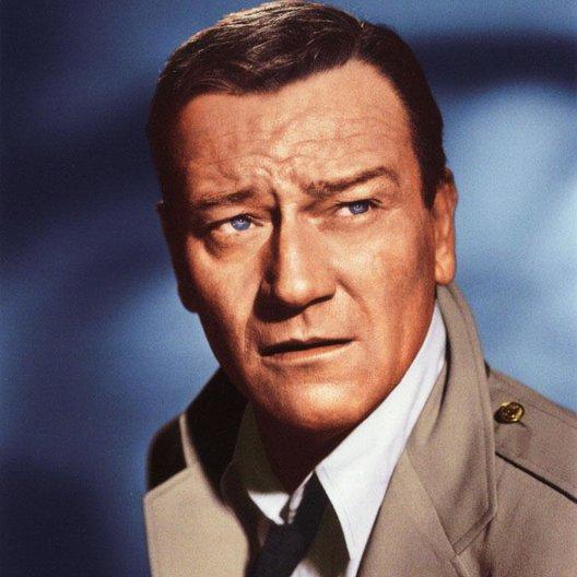 Es wird immer wieder Tag / John Wayne
