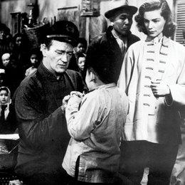 gelbe Storm, Der / John Wayne / Lauren Bacall