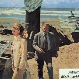 McQ schlägt zu / Diana Muldaur / John Wayne