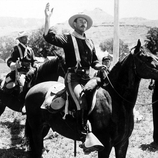 Rio Grande / John Wayne