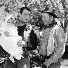 schwarze Reiter, Der / John Wayne