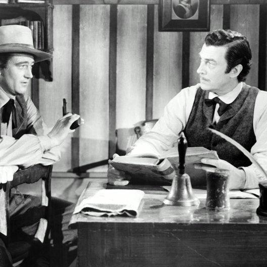Schwarzes Kommando / John Wayne