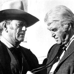 Shootist - Der Scharfschütze, The / John Wayne / James Stewart