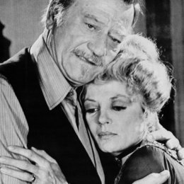 Shootist - Der Scharfschütze, The / John Wayne / Lauren Bacall