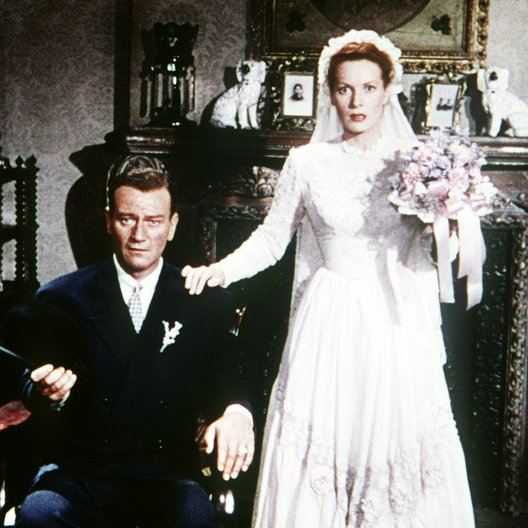 Sieger, Der / John Wayne / Maureen O'Hara