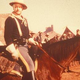 Teufelshauptmann, Der / John Wayne