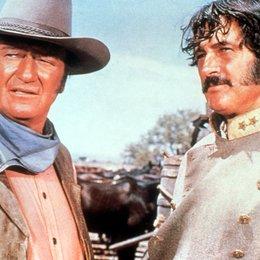Unbesiegten, Die / John Wayne