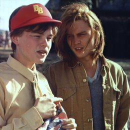 Gilbert Grape - Irgendwo in Iowa / Leonardo di Caprio / Johnny Depp / Leonardo DiCaprio Poster