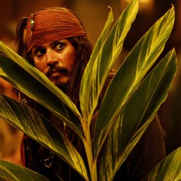 Pirates of the Caribbean - Fluch der Karibik 2 / Johnny Depp Poster