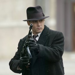 Public Enemies / Johnny Depp Poster