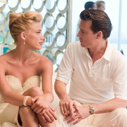 Rum Diary, The / Amber Heard / Johnny Depp Poster